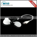 usb fan POP Portable Mini Fan USB Desk Fan Super Mute Flexible for Laptop Office Computer PC or power bank