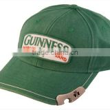 cool embroidery personalized colorfull fashion customer logo ArmyGreen hat wine bottle opener