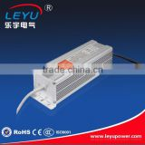 Factory outlet 100w waterproof single output 24v AC DC led driver LDV-100-24 single output waterproof power supply