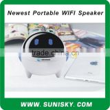 newest portable wifi wireless speaker for home theater (SWS01)