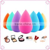 Hot sales blender Non-latex Water drop shaped free makeup sponge wholesale                                                                         Quality Choice