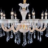Hot selling chandelier gold plated , modern led crystal chandelier , replica moooi paper chandelier lamp