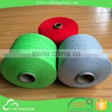 Big factory since 2001 grade B blended carpet rug yarn for carpet making machine                                                                         Quality Choice