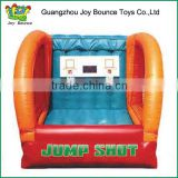 Hot Sale Inflatable Basketball Frame Games Board Rentals
