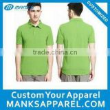 wholesale bright colored polo t shirt
