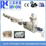 Cable protective PE PP PPR pipe making machine price