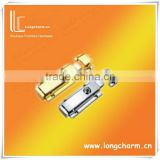 GB ZINC ALLOY 'Door latch barrel bolt from longcharm factory