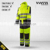 NORTHCAPE ANSI/ISEA 107 waterproof & breathable EN ISO 20471 High Visibility Winter Coverall