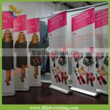 China factory promotion pull up banner stand , Roll up banner