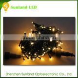 LED Star string LED Christmas lights holiday party hotel home tree wedding LED string lights christmas tree light bulbs adapter