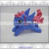 plastic pony doll for baby