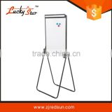 zhejiang red sun fancy magnetic white boards with portalbe panting display flip chart easel drawing stand