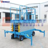 Small platform electric scissor lift home elevator