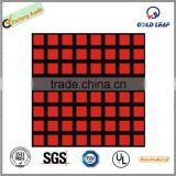 Red color 3mm 8X8 square Dot Matrix LED display led dot matrix display module RGB led matrix display