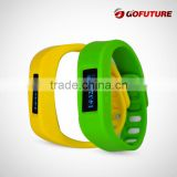 New Products bluetooth sport fitness wristband wireless activity bracelet tracker wristband pedometer with accelerometer