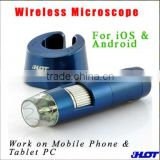 5~200 best WIFI wireless microscope camera for mobile phone and tablet PC