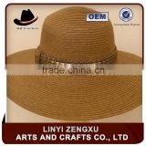 10 years experience fashion design lifeguard mens straw hat
