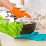 food grade silicone finger protector oven bbq grill mitt items for Heat Resistant Grilling patent silicone bbq glove