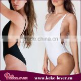 2015 fashion show hot sexy girl bikini one-piece backless triangle swimwear bikini high waist bikini wholesale