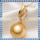PZ72 14K gold South sea pearl jewelry