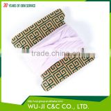 High quality custom printed polyester crinkle ribbon for garment