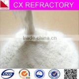 High graded silica sand for ladle drainage agent