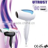 China ABS Plastic appealing Reasonable Price bathroom accessories wall mounted hotel hair dryer