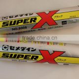 Epoxy resin adhesive super glue cemedine Super x NO.8008 Black adhesives 333ML