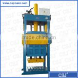 CE certificate golden supplier more than 20 years factory baler machine for used clothes