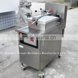 pressure cooker deep frying fish frying equipment automatic frying machine