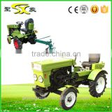 hot sale mini tractor for small farm land made in China from weifang shengxuan machinery co.,ltd.