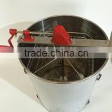 Honey processing machine 4 frame extractor from China honey processing plant