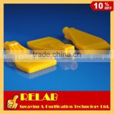 Drying System Yellow ABS Plastic Air Brush