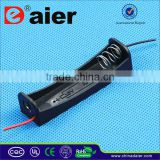 Daier plastic battery holder