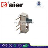 Daier SS13F23 3 position slide switch