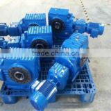 China manufacture spiral Bevel Gear Reducer