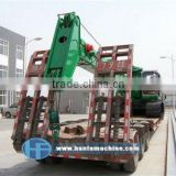 Flexible and Convenient! HF856A Crawler Rotary Pile Drill Equipment