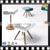 Wholesale antique design acrylic,plexi,PMMA samll laptop table/portable stand table for laptop