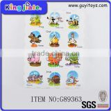 Made in china new style fashion design wholesale custom jigsaw puzzles