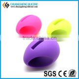 egg shaped cell phone loud speaker, high sound loud speaker mobile phone, cell phone loud speaker