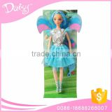 High quality fashion royalty elf vinyl christmas toy doll