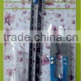 Travel Mini Sewing Kit with Gauge ,scissors and seam ripper manufacturer