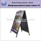 Distributor wanted metal pavement sign