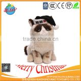 Christmas Grumpy Cat plush toy