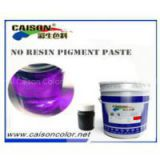 Violet water based pigment paste,multifunctional water based pigment dispersion for coloring