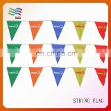 2016 Fabric Triangle Bunting Flag