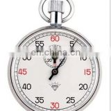 High Quality Stainless Steel Mechanical Stopwatch