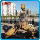 Garden Decoration 3D Animatronic Simulation Insect Model