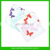 Cotton handkerchief with custom logo