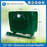 Sonic Sound Wave Aniaml Repeller solar ultrasonic bird repeller for yard